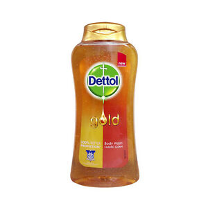 DETTOL-GOLD-CLASSIC-CLEAN-BODY-WASH-250ML-FREE-WORLDWIDE-P-amp-P