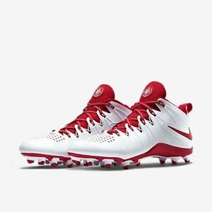 Image is loading Men-039-s-Nike-Huarache-4-Lacrosse-Cleats-