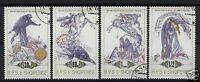 Albania 1989 SG#2410-3 Folk Tale Used Set