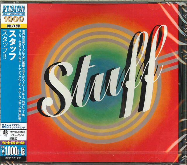 STUFF-S/T-JAPAN CD Ltd/Ed B63