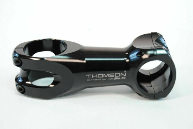 "Thomson Elite X4 Mountain Bike Stem 95mm 31.8mm 1.5/"" 0d"