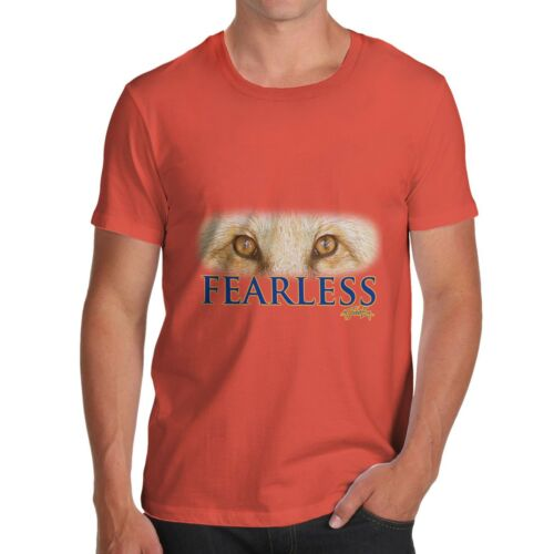 Twisted Envy Men/'s Leicester Fearless Foxes T-Shirt