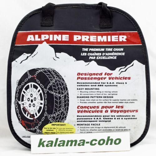 Chains 1545 Alpine Premier Tire Snow Chain