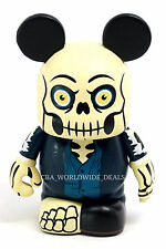 "NEW Disney Vinylmation Haunted Mansion Master Gracey Skeleton 3"" Figure ONLY"
