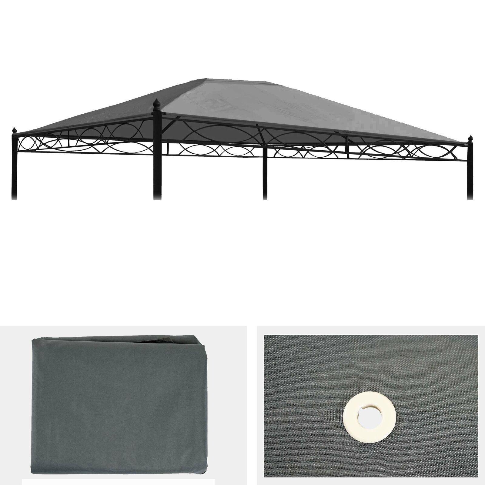 Referencia de repuesto para techo pérgola Cochepa Calpe 4x3m, gris