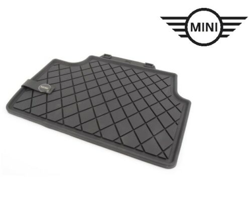 MINI Cabrio F57 Allwetter Fussmatten hinten Gummi 51472411340 2411340