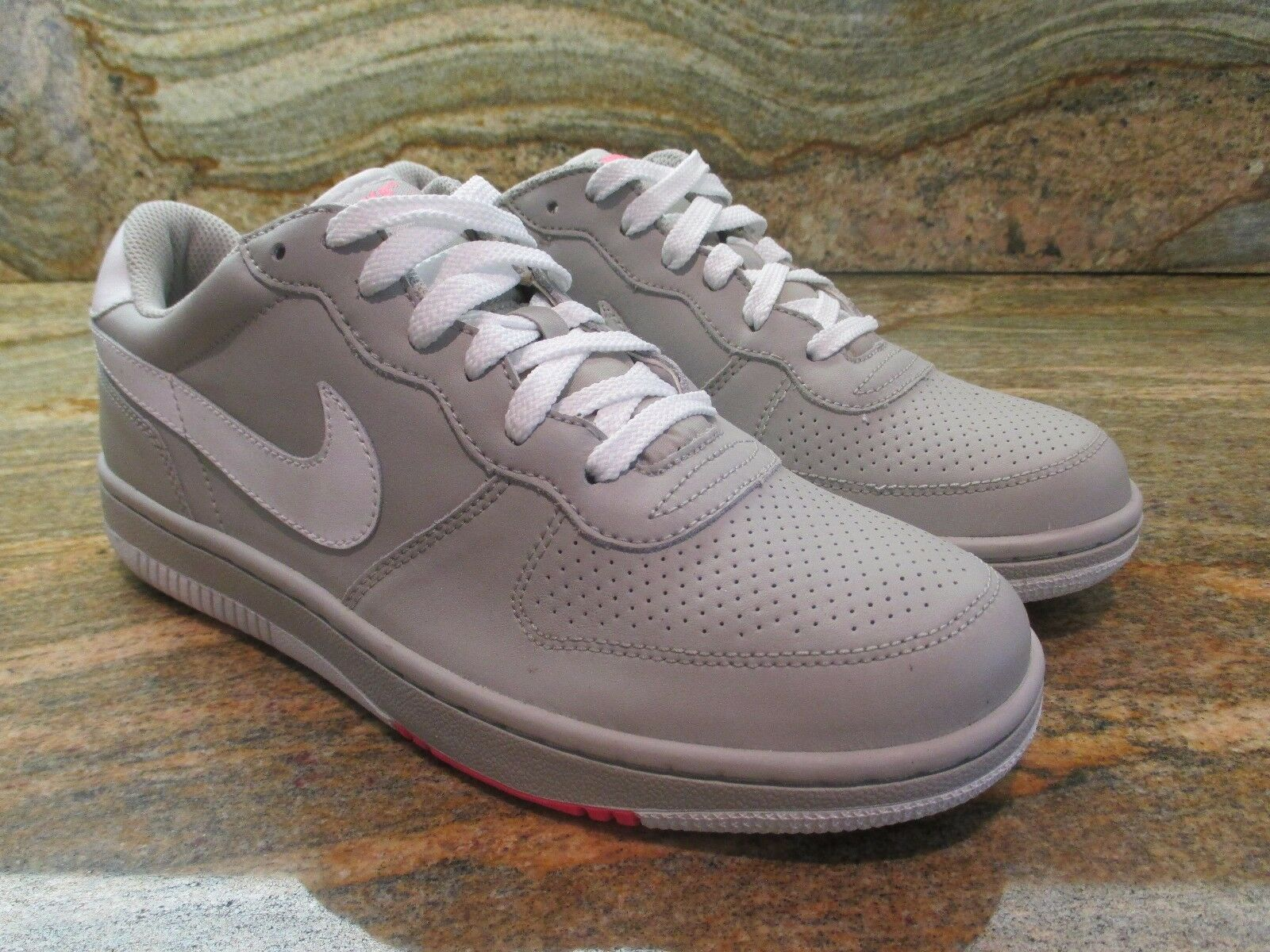 Unreleased 2007 Nike Air Force Package Low 2 Sample SZ 9 Marty McFly 317571-001