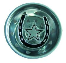 Horseshoe Star Western Kitchen Sink Strainer Stopper 7611 Billy Joe Homewares NB