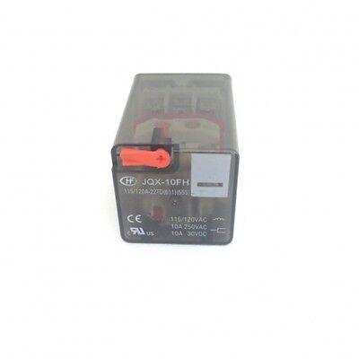 Relay 115//120A-2ZTD Hongfa JQX-10FH-8-120VAC