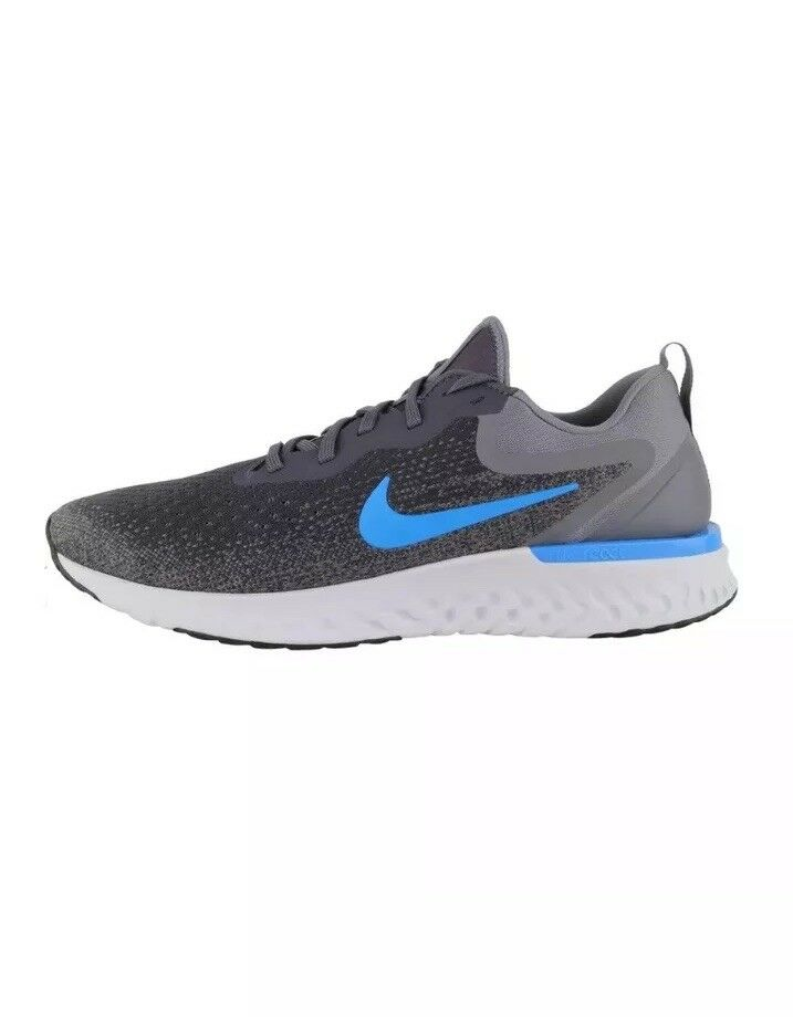 more photos fc8b2 d09bb Nike ODYSSEY REACT FLYKNIT FLYKNIT FLYKNIT GREY Photo blueee Running shoes  A09819-008 7be8a6