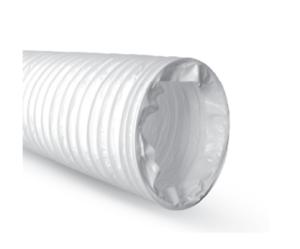 Abluftschlauch-PVC-Flexibel-fuer-Klimaanlagen-Trockner-125mm-1m
