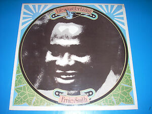 ERNIE-SMITH-Life-is-Just-For-Living-Trojan-LP-79-SEALED-UK-Import-Reggae-NOS