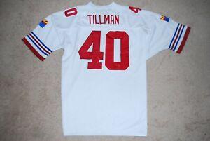 Details about #40 Pat Tillman Arizona Cardinals Century Throwback Jersey (XXXX-Large, 4XL)