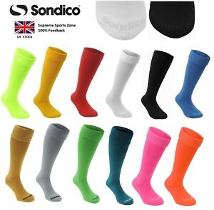 SONDICO-Branded-Football-Socks-Junior-Kids-Children-039-s-Mens-Boys-Rugby-Sports