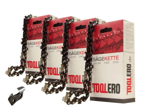 4x30cm toolero LoPro HM cadena para Stihl 012 motosierra sierra cadena 3//8p 1,3