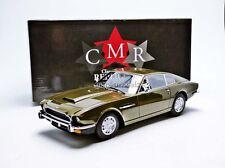 CMR 1976 Aston Martin V8 Vantage Olive Green in 1/18 Scale.  New Release!