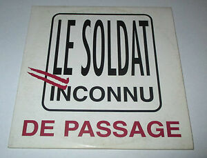 le-soldat-inconnu-de-passage-cd-single-2-titres-1996