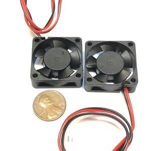 2-Pieces-3010-24V-Cooler-extruder-DC-Fan-30-x-10mm-Mini-Cooling-3d-printer-A4