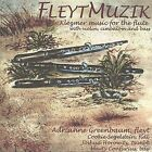 Fleytmuzik: The Klezmer Flute by Adrianne Greenbaum (CD, Dec-2002, Adrianne Greenbaum)