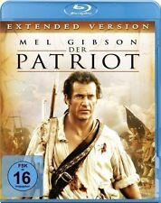 DER PATRIOT, Extended Version (Mel Gibson, Heath Ledger) Blu-ray Disc NEU+OVP