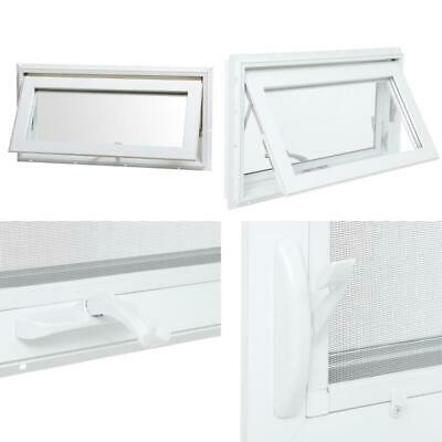 Vinyl Awning Window Top Hinge Insulated Glass Home ...