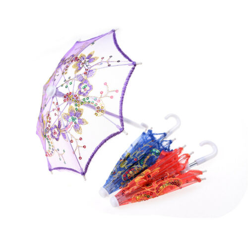 BJD Doll Accessories Umbrella for16 Inch 18Inch Doll Toys Girls Christmas GiftTO