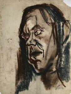 Alexander-Rutsch-Drawing-Original-Pastel-Portrait-1-1952