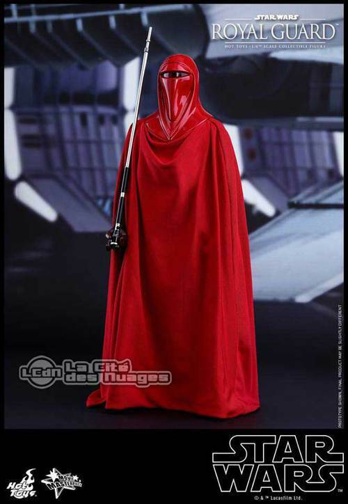 Hot Toys MMS469 Star War Episode VI Royal Guard Guard Guard 1 6th Collectible Figure 31cm 88e97b