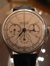 Rare collectible 40´s Tissot Men´s Vintage Chronograph Lemania movement!