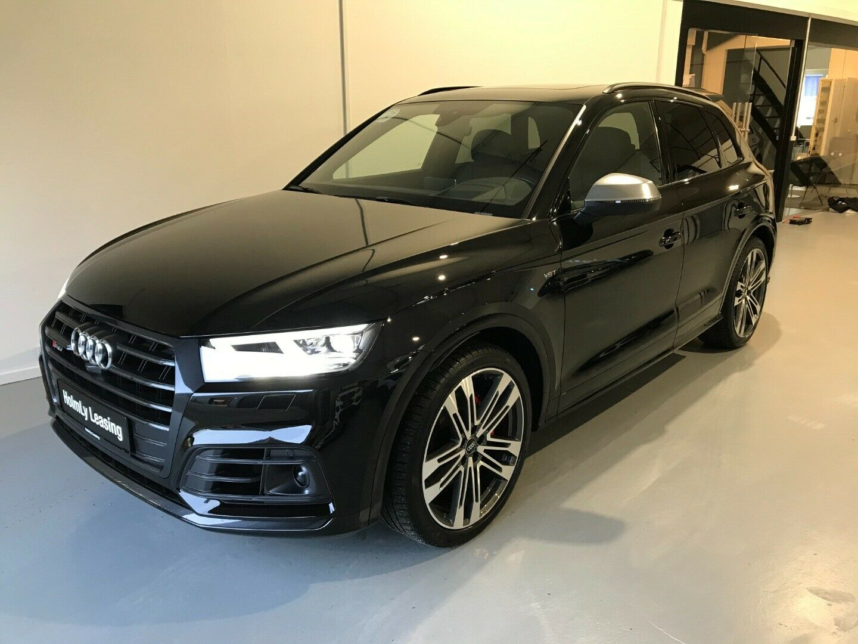 Audi SQ5 3,0 TFSi quattro Tiptr. 5d - 4.746 kr.