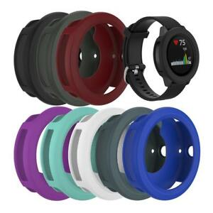 Replacement-Colorful-Silicone-Sleeve-Cover-Housing-Case-for-Garmin-Vivoactive-3