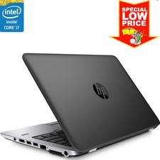"HP EliteBook G2 12.5"" UltraBook (Intel i7-5600U, 500GB SSHD, 16GB RAM, Webcam)"