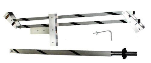 Camera Crane Jib Arm 2 meter long STRONG for DSLR camera /& camcorders 4K,8k etc