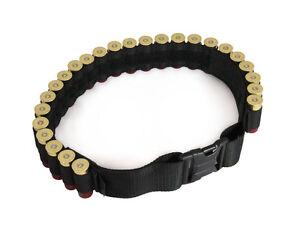 Shotgun-Belt-25-Rounds-Black-Fully-Adjustable-Mossberg-Gear