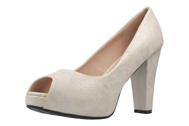 Andres Machado pumps in taglie forti forti forti grandi scarpe da donna argentoo XXL | Attraente e durevole  | Sig/Sig Ra Scarpa  b9dddd