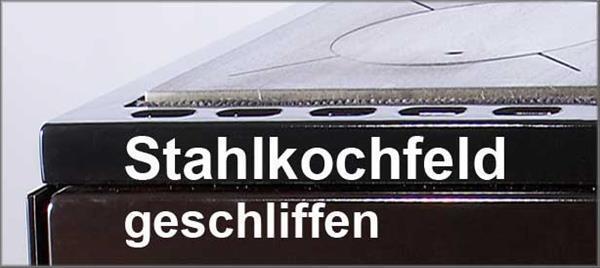 Acero Koch campo para Bartz HKK 80 60 puerto izquierda lijado