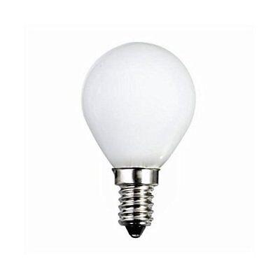 9 x G45-Golfball-Crompton-25w-ES-Mini-Globe-Clear