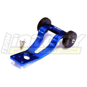 Blue Rustler Integy Willy Bar Slash INTT8050BL