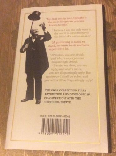 1 of 1 - Churchill's Wit: The Definitive Collection by Richard M. Langworth.