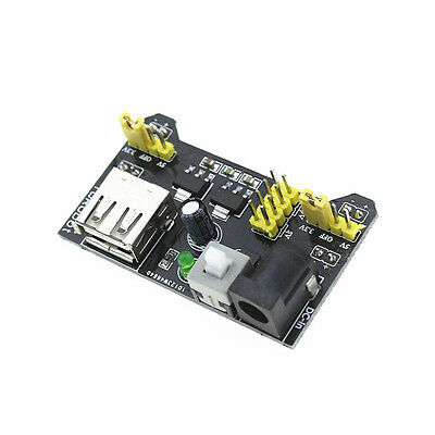 3.3V/5V MB102 Breadboard Power Supply Module For Arduino Board
