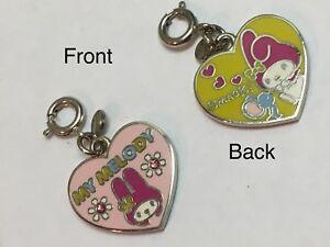 New-MY-MELODY-HELLO-KITTY-Sanrio-Charm-it-High-Intencity-charm-for-bracelet
