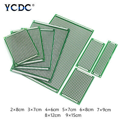 Double sided PCB Prototype Breadboard for Arduino DIY Double Sided