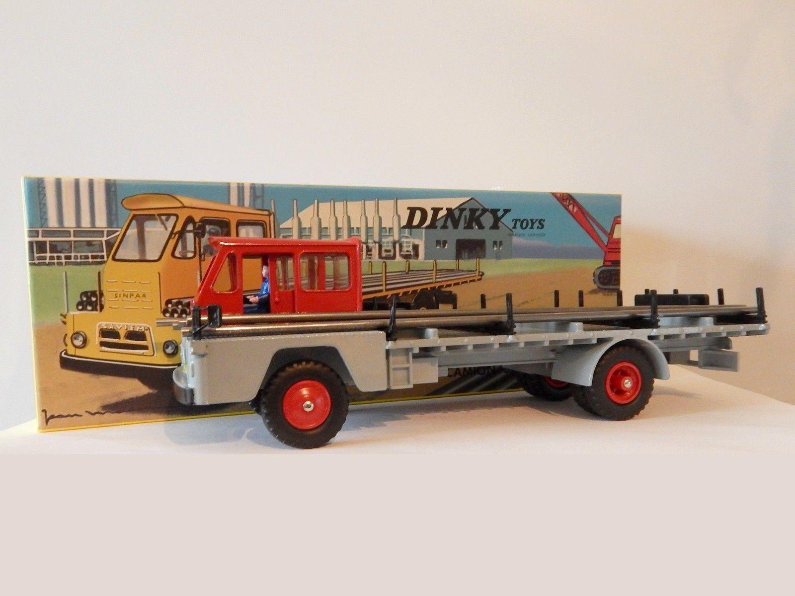 artículos de promoción Camión Saviem Puerta Hierro - Ref Ref Ref 885 Al 1 43 de Dinky Juguetes Atlas  Envío rápido y el mejor servicio