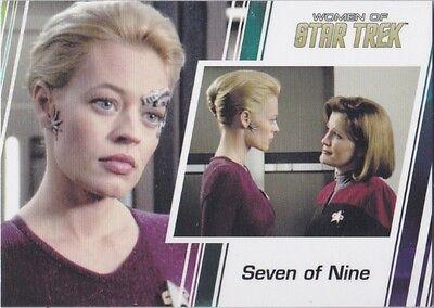 Star Trek 50th Anniversary Promo Card P2