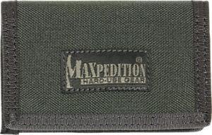 Maxpedition-Micro-Wallet-Foliage-Green-Super-thin-design-Truly-a-minimalist-039-s-wa