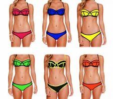 Bikini vintage - Bikini neopreno MWS Ahead Mod. NEO , con relleno