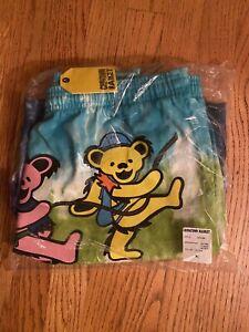 Chinatown-Market-Grateful-Dead-PMA-Tie-Dye-Shorts-Brand-New-With-Receipt-Size-XL