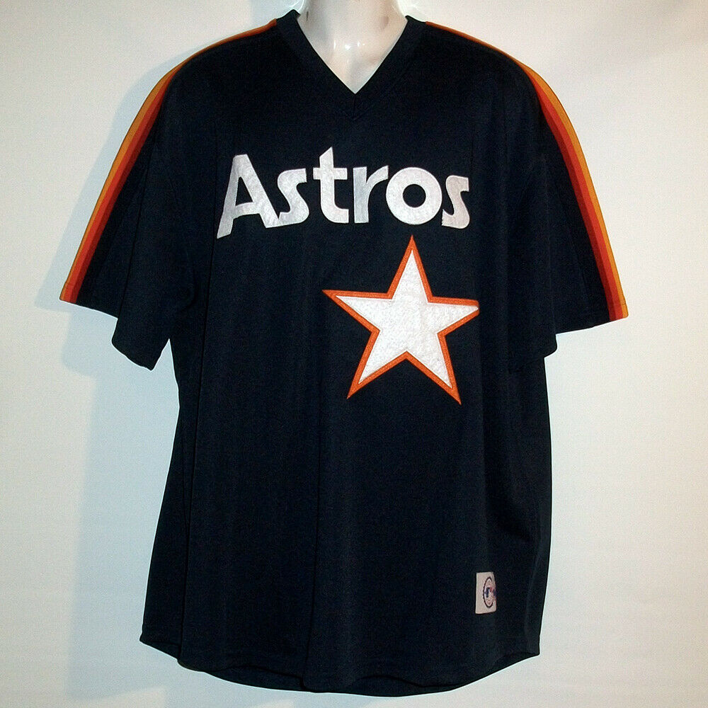 Top Zustand Houston Astros Trikot / Jersey MLB Baseball XL Majestic