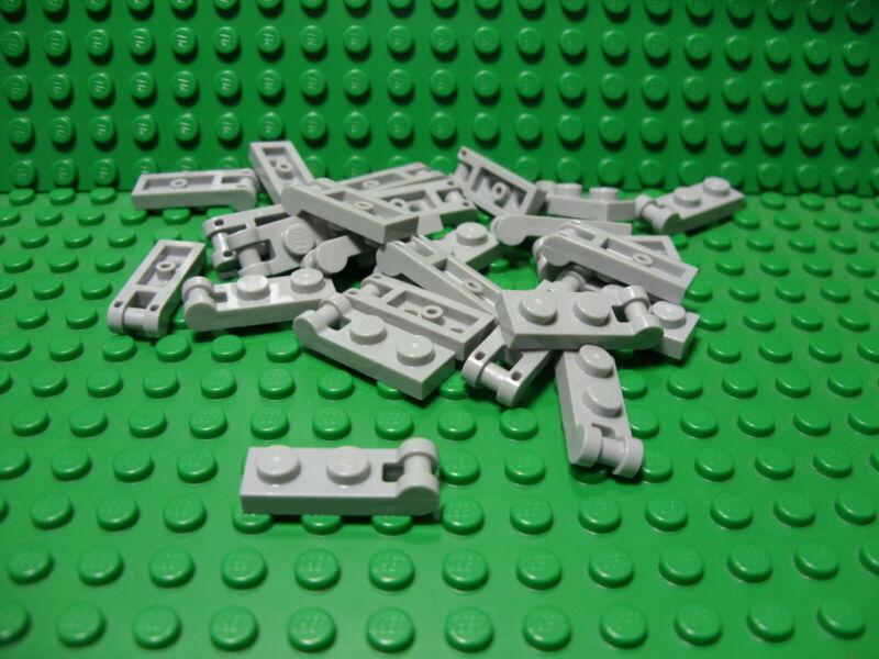 ** 25 CT LOT **  Lego NEW light bluish gray 1 x 2 bricks  Lot of 25