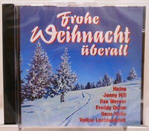 Frohe Weihnachten überall.Details Zu Frohe Weihnacht überall Cd Weihnachten 16 Stimmungsvolle Weihnachtslieder